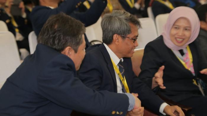 Prof Tri Terpih Jadi Rektor Unpad