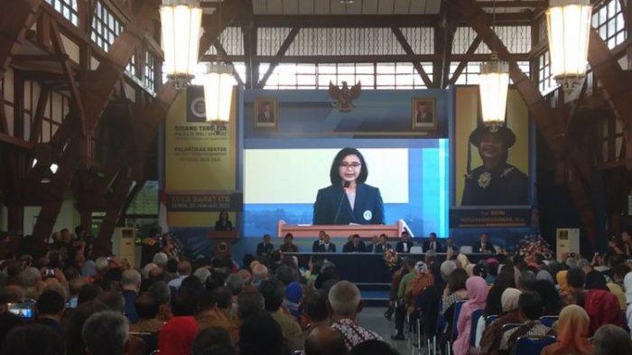 Reini Wirahadikusumah, Perempuan Pertama yang Menjadi Rektor ITB Hari Ini Resmi Dilantik