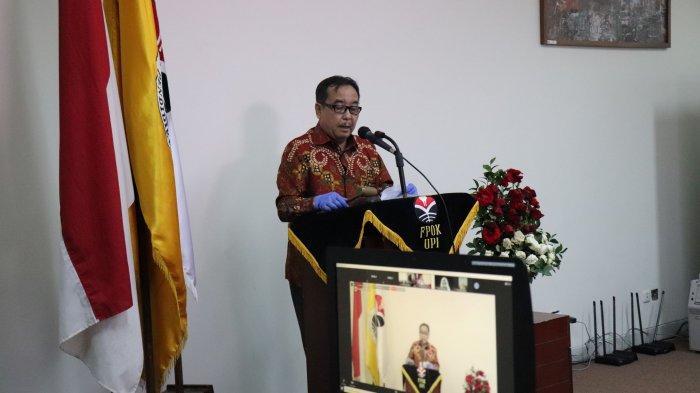 Rektor UPI, Prof Dr M Solehudin MPd MA