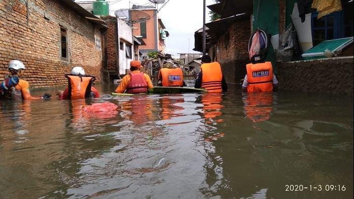 UPDATE KORBAN Banjir Jakarta, Korban Meninggal Bertambah Menjadi 67 Orang dan Satu Hilang