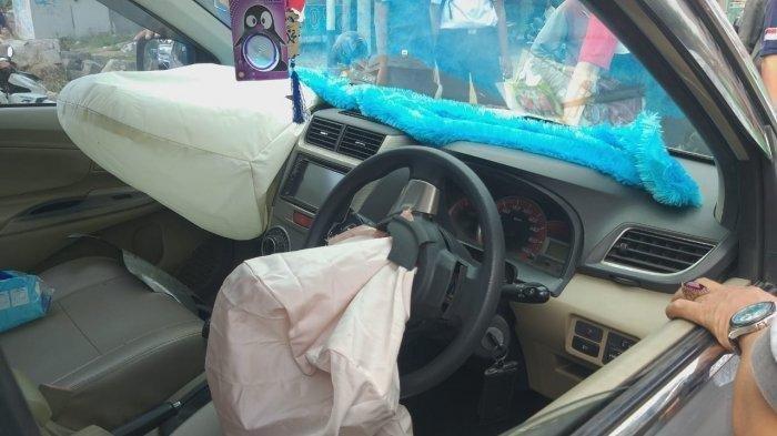 Belum Mahir Menyetir, Remaja Nekat Bawa Kabur Mobil Saudara, Tabrak 9 Orang, Kini Ditahan Polisi