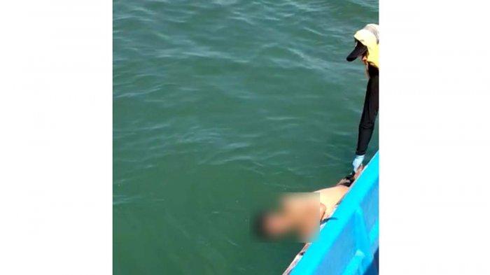 Remaja Ciamis yang Kemarin Terseret Arus Laut Pantai Pangandaran Ditemukan 150 meter dari Pantai