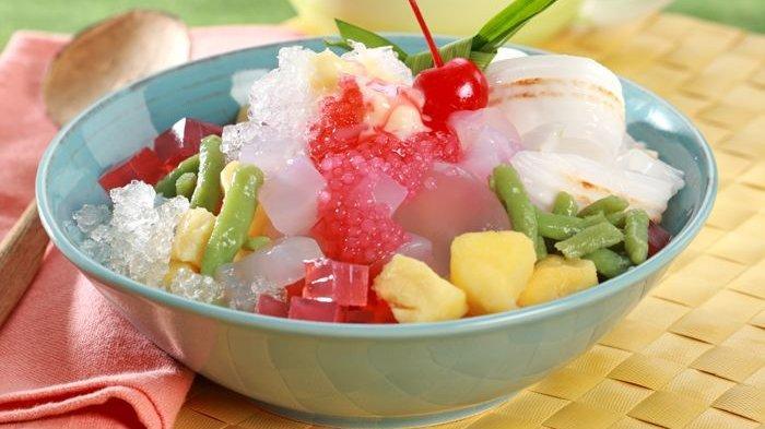 Resep Es Kelapa Jeruk Nipis, Es Buah, dan Es Campur, Cocok untuk Menu Buka Puasa Hari Ini