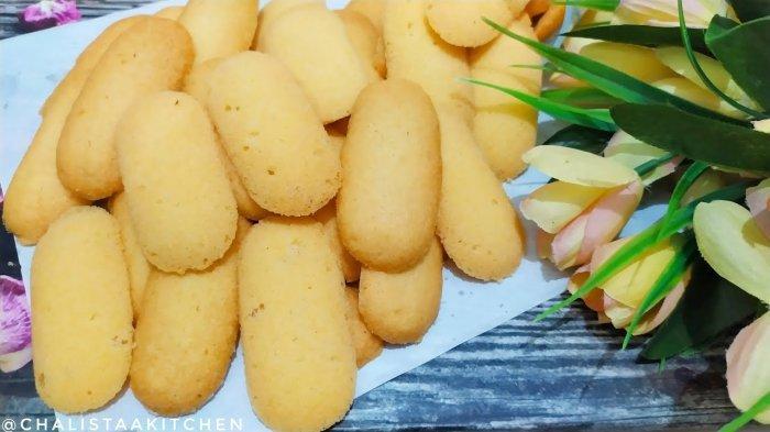 Resep Kue Lidah Kucing Susu yang Renyah di Mulut Lembut, Menu Camilan Cocok di Hari Raya Lebaran