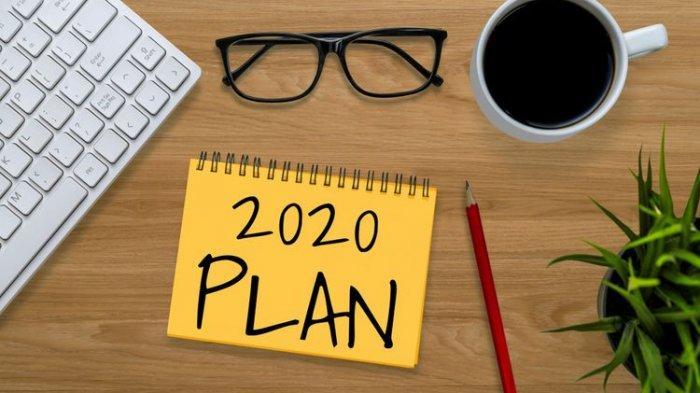 Sambut Tahun Baru 2020! Tentukan Resolusi Tahun Baru, Mana yang Tidak Pernah Terlaksana?