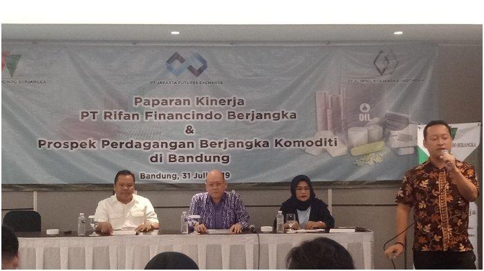 Investasi Emas Masih Diminati Masyarakat Bandung, Potensi Investasi Berjangka Juga Disebut Tinggi