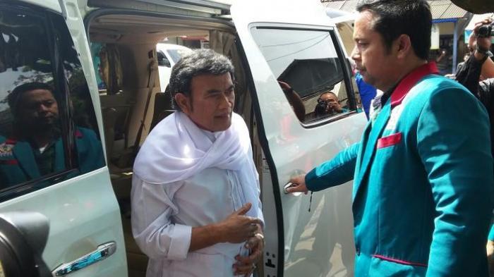 Rhoma Manggung di Bogor Tak Mau Disalahkan, Justru Pertanyakan Kinerja Pemerintah