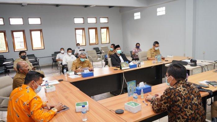 Riau Belajar ke Jabar, untuk Kelola Participating Interest Migas