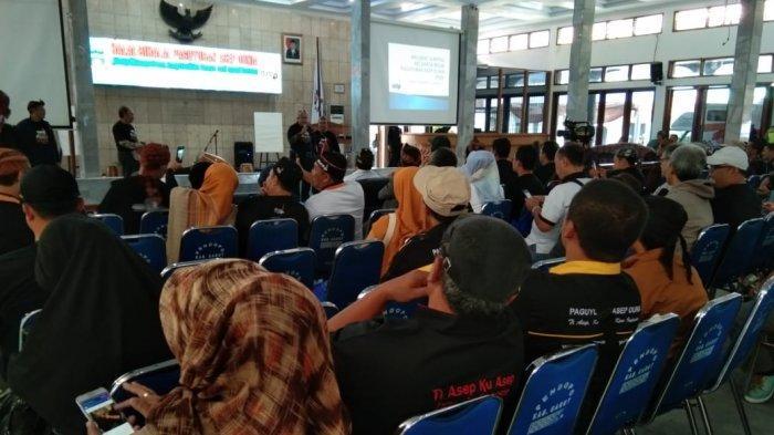 Ribuan Orang Bernama Asep Halal Bihalal di Pendopo Garut, Ada yang dari Aceh hingga Kalimantan
