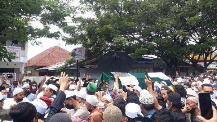 Ulama Besar Meninggal Dunia, Ribuan Umat Islam di Palu Menyalatkannya, Ketua Alkhairaat
