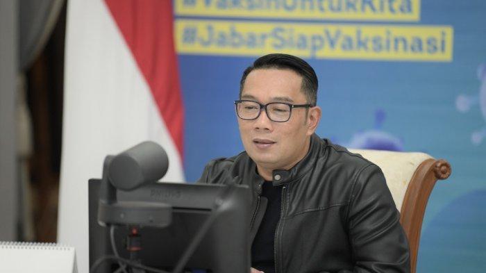 Ridwan Kamil Sebut Aa Umbara Melukai Hati Mereka Yang Tengah Berjuang Membereskan Covid-19