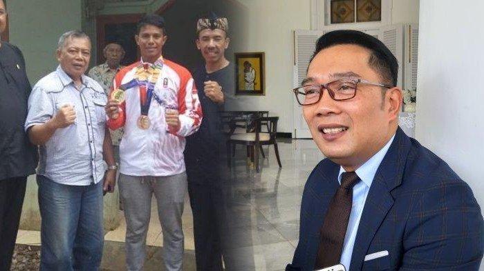 Ridwan Kamil Angkat Bicara Soal Taufik, Atlet SEA Games Peraih Emas yang Pulang ke Tasik Pakai Elf
