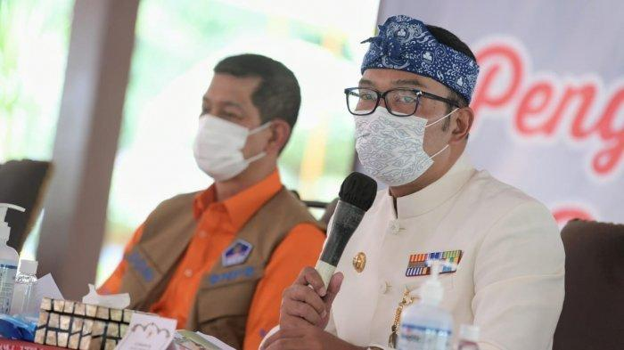 Keputusan Salat Id ada di Kemenag dan MUI, Ridwan Kamil: ''Yang Zona Merah Salat Id di Rumah Saja''