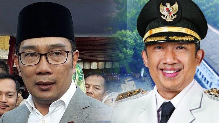 Kasus PKL Cicadas Bandung, Emil Ingin Bangun Skywalk, Yana Ingin Relokasi