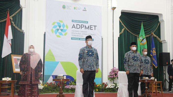 Jadi Ketum Asosiasi Daerah Penghasil Migas, Ridwan Kamil akan Prioritaskan Energi Terbarukan