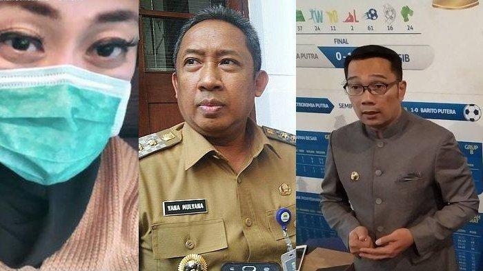 Bupati Karawang dan Wakil Wali Kota Bandung Kena Corona, Begini Reaksi Gubernur Jabar Ridwan Kamil