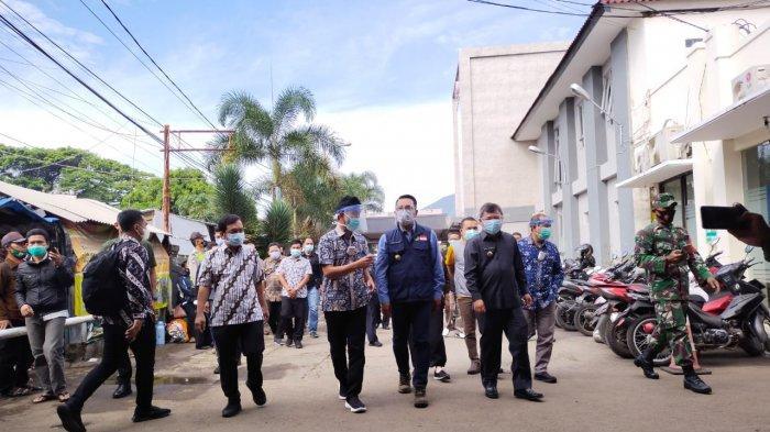 Ridwan Kamil Tinjau Tempat Isolasi di Garut, Beri Arahan Ini Agar Rumah Sakit Tidak Kolaps
