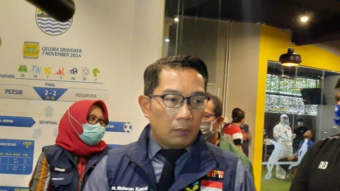 Sedang Sibuk Tangani Covid-19 yang Meroket, Ridwan Kamil Umumkan Kabar Duka, Sahabatnya Meninggal