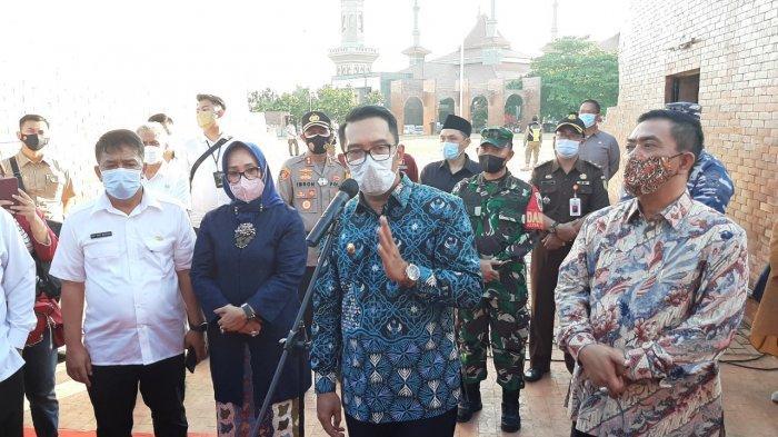 Atalia Masih Isolasi Mandiri Akibat Terpapar Covid-19, Ridwan Kamil: Saya Harus Menghibur