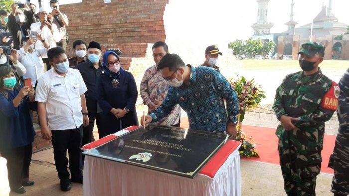 Ridwan Kamil: Desain Alun-alun Kejaksan Kota Cirebon Lebih Istimewa Daripada di Daerah Lain di Jabar