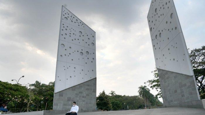 Monumen Gasibu akan Jadi Monumen Pahlawan Pandemi, Ribuan Nama Nakes yang Gugur Akan Ditulis