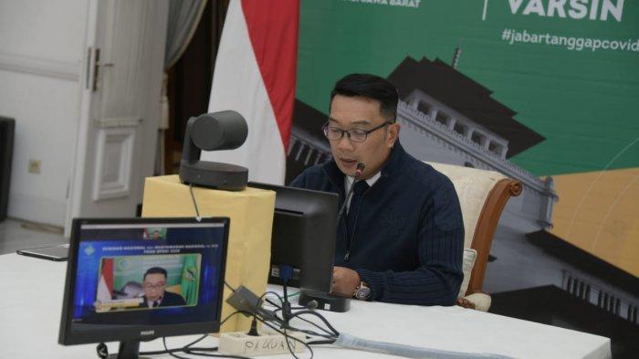Gubernur Jabar Minta Bank Pembangunan Daerah Jangan Kalah dari Fintech