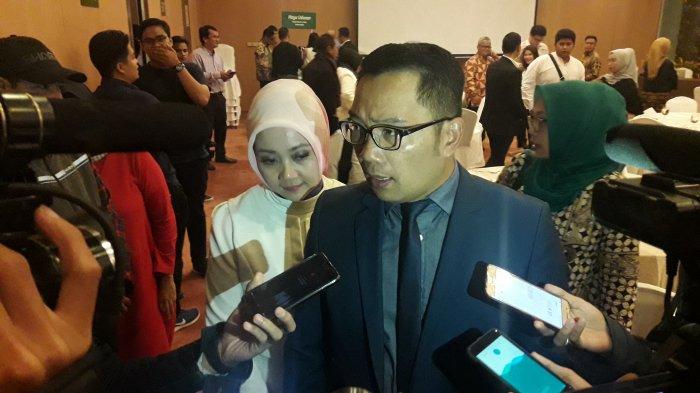Cerita Ridwan Kamil tentang Taruhan Pakai Odading untuk Jadi Juara Kelas di SMA 3 Bandung