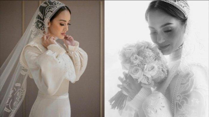 Foto-foto Ririn Ekawati Menikah dengan Ibnu Jamil, Cantiknya Tuai Pujian, Gaun Pengantinnya Indah
