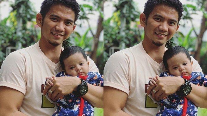 Rizki DA Tersenyum Gendong Anak, Didesak Pajang Foto Bertiga dengan Nadya Mustika, Apa Mau?
