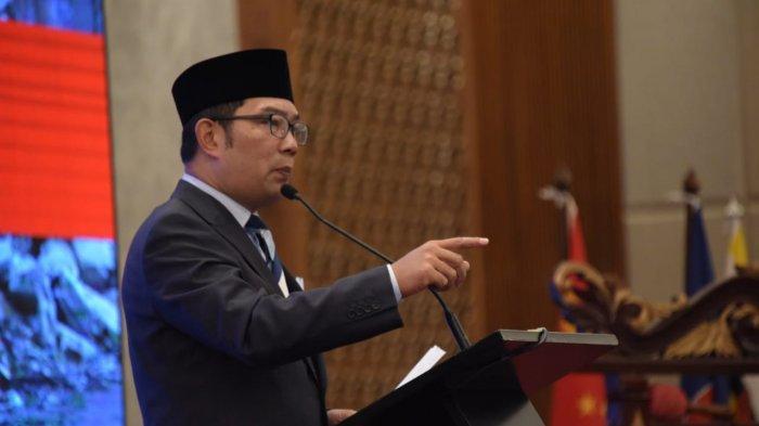 BREAKING NEWS: Gubernur Ridwan Kamil: Jawa Barat Siaga 1 Virus Corona, Minta Warga Saling Mendoakan