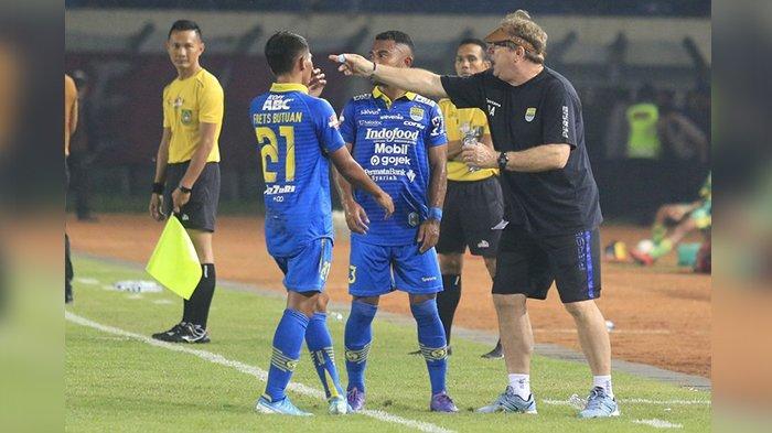 Jelang Persib Bandung vs Perseru Badak Lampung FC, Robert Alberts Akan Waspadai Ini dari Tim Lawan