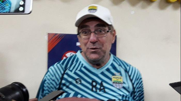 Persib Hadapi Selangor FA di Asia Challenge, Robert Alberts Antusias Bertemu Kawan Lama