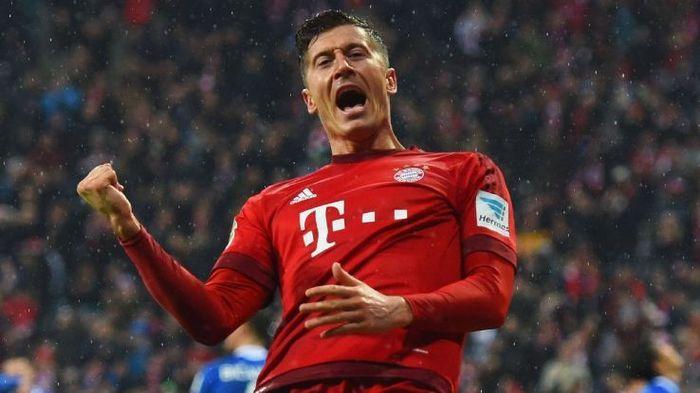 LIVE Streaming Lazio vs Bayern Muenchen Liga Champions - Ciro Immobile Kagumi Lewandowski