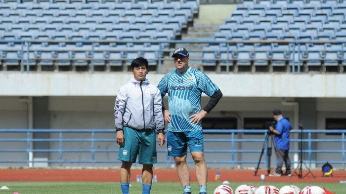 Transfer Pemain ke Persib Bandung Harus Sesuai Anggaran, Begini Kata Robert Alberts