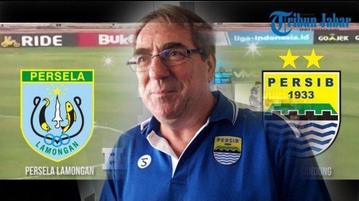 Ini Yang Dicari Pelatih Persib Bandung dalam Uji Coba Melawan Tira Persikabo