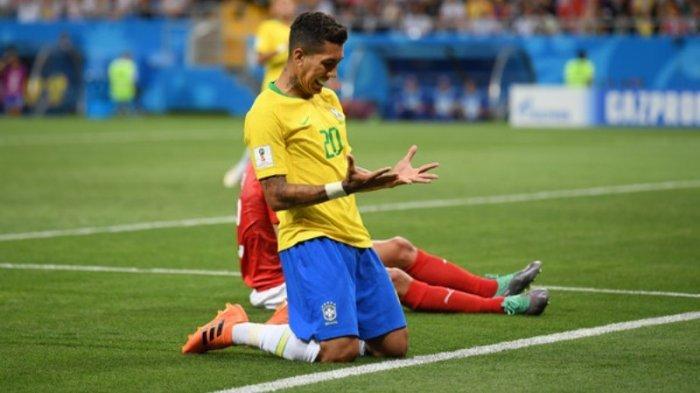 Hasil Brasil Vs Meksiko - Gol Tambahan Pemain Liverpool, Antar Tim Samba Lolos ke Babak 8 Besar
