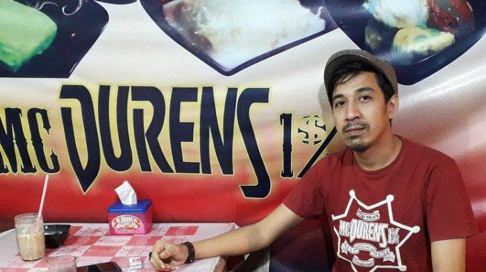 Mantan Vokalis Band Ini Beralih Buka Usaha Kuliner Durian