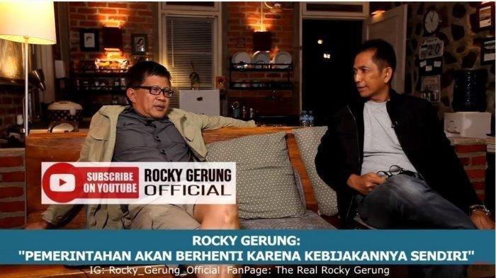 Siapa Hersubeno Arief yang Dilaporkan PDIP terkait Hoaks Kabar Megawati Sakit, Sering Kritik Jokowi