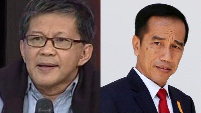 Gibran dan Bobby Menang Pilkada 2020, Rocky Gerung Apresiasi Jokowi, Sebut Sukses Wariskan Kekuasaan