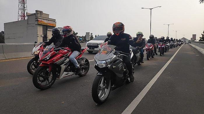 Komunitas Jawa Barat Dukung Aksi Duo Jagoan Repsol Honda Team di MotoGP France