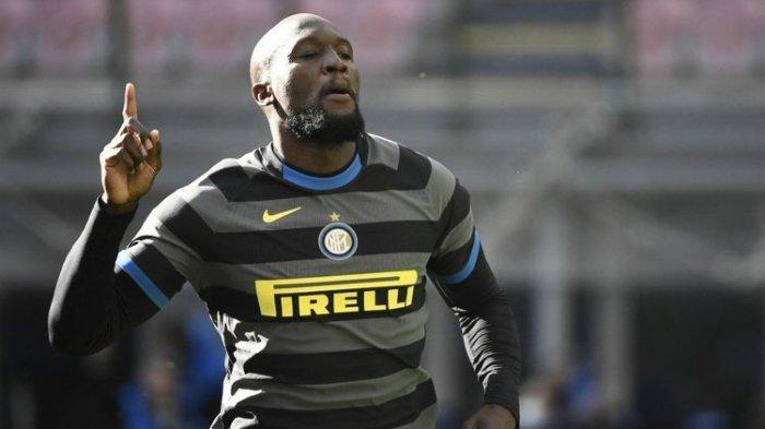 Inter Milan vs Atalanta,  Adu Tajam Romelu Lukaku dan Luis Muriel, Nerazzurri Amankan Puncak