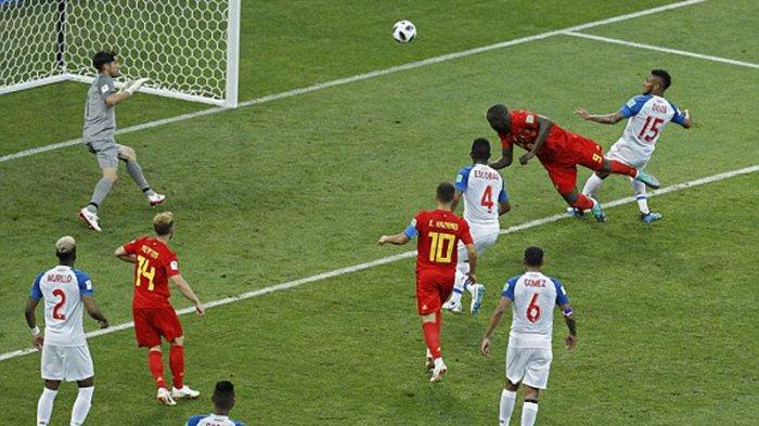 Belgia Hantam Panama 3-0, Penyerang Manchester United Dobel Gol