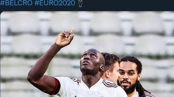 Live Streaming Euro 2020 Belgia vs Rusia: Tuan Rumah Siap Matikan Romelu Lukaku