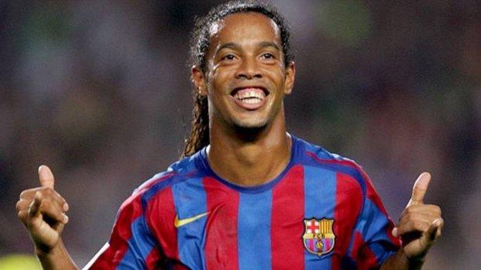 Ronaldinho Terancam Bangkrut, Inilah Alasan Para Pemain Sepak Bola Berakhir dengan Kebangkrutan