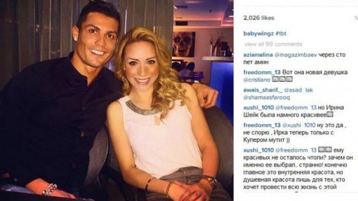 Ronaldo Kencani Pilot Jet Pribadinya yang Ternyata Favoritkan Messi