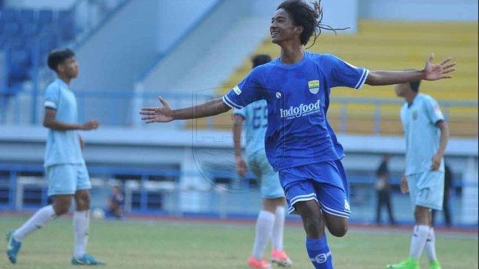 Catatan Menarik Liga 1 2021, Mantan Gelandang Persib Menjadi Debutan Termuda, Masih 16 Tahun