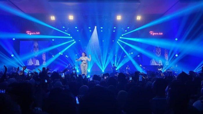 Tegar 2.0 Concert Tour 2019, bank bjb Rangkul Fans Rossa Bernostalgia