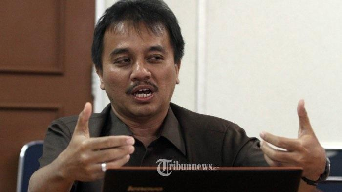 Kata Roy Suryo Soal Dugaan Sunda Empire Sampai Ketahuan Ubah Data di Wikipedia, Ini Kronologinya