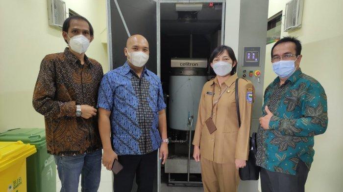 Kerja Sama dengan Start Up, Rumah Sakit Sartika Asih Kini Punya Fasilitas Pengolah Limbah B3 Medis