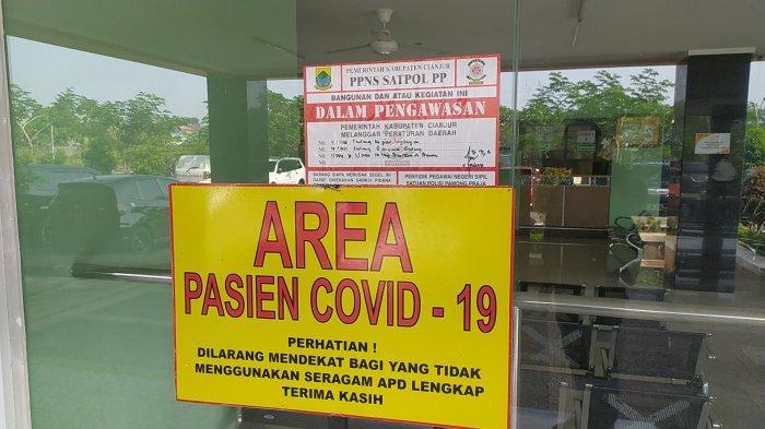 Gedung Baru untuk Rawat Pasien Covid-19 di RSDH Cianjur Disegel Satpol PP, Ini Alasannya
